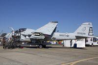 155629 @ KOQU - A-6E Intruder AG-501 155629 - Quonset Air Museum - by Dariusz Jezewski www.FotoDj.com