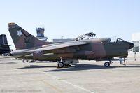 75-0408 @ KOQU - A-7D Corsair II 75-0408 - Quonset Air Museum