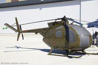 67-16570 @ KOQU - Hughes OH-6 Cayuse 67-16570 - Quonset Air Museum