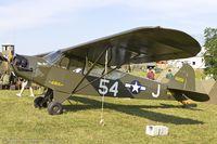 N88575 @ KOQU - Piper J3C-65 Cub  C/N 16200, N88575