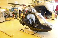 81-23655 - Rotorway Scorpion ll - American Helicopter Museum 81-23655