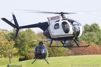 N62575 - Hughes OH-6A C/N 67-16112, N62575