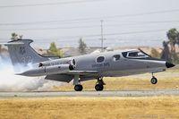 N3137 @ KCNO - Learjet 24  C/N 123, N3137