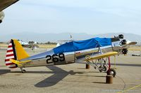 N48742 @ KCNO - Ryan Aeronautical ST-3KR (PT-22)  C/N 1298, N48742 - by Dariusz Jezewski www.FotoDj.com
