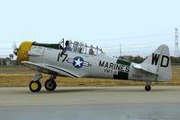 N1038A @ KCNO - North American SNJ-5 Texan War Dog  C/N 90917, N1038A - by Dariusz Jezewski www.FotoDj.com