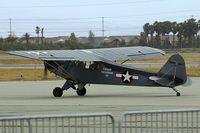 N42869 @ KCNO - Piper J3C-65 Cub  C/N 15196, N42869