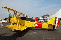 N44907 @ KRDG - Naval Aircraft Factory N3N-3 Yellow Peril  C/N 1991, N44907