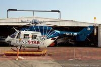 N64UP @ KRDG - MBB BK-117 B-2  C/N 7143, N64UP