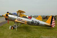 N53004 @ KRDG - Ryan Aeronautical ST-3KR (PT-22) Miss Cherie C/N 1888, N53004 - by Dariusz Jezewski www.FotoDj.com