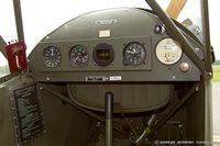 N70615 @ KRDG - Cockpit of Piper J3C-65  C/N 17624, N70615 - by Dariusz Jezewski www.FotoDj.com
