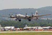 N529B @ KRDG - Boeing B-29A Superfortress Fifi  C/N 44-62070, NX529B - by Dariusz Jezewski www.FotoDj.com