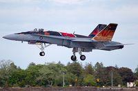 188797 @ KFRG - CAF CF-188 Hornet 188797  from 425 TFS Alouette 3rd Wing CFB Bagotville, QC - by Dariusz Jezewski www.FotoDj.com