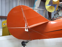 UNKNOWN - Aeronca C-3 at the Wings of History Air Museum, San Martin CA