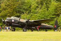 C-GVRA @ 42VA - Avro 683 Lancaster B10  C/N FM 213, C-GVRA