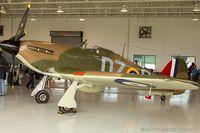 N943HH @ 42VA - Hawker Hurricane Mk.IIB  C/N 56022, N943HH