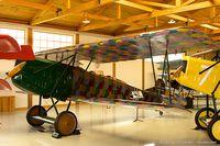 N817BP @ 42VA - Fokker C.I C/N 17268, N817BP
