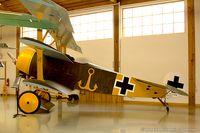 N757FK @ 42VA - Fokker DR.I  C/N 1972, N757FK