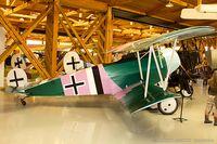 N29WR @ 42VA - Fokker D.VI C/N 2620, N29WR