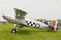 N31FY @ 42VA - Hawker Fury Mk 1 replica K1930 C/N WA6, N31FY