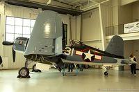 N46RL @ 42VA - Goodyear FG-1D Corsair C/N 92508, N46RL