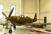 270609 @ 42VA - Bell P-63 Kingcobra  C/N 270609, - by Dariusz Jezewski www.FotoDj.com