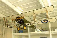 H5991 @ 42VA - Avro 504K replica, 'H5991'