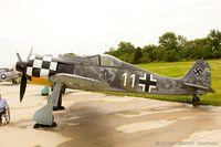 N447FW @ 42VA - Focke-Wulf Fw-190A-8 C/N 739447, N447FW