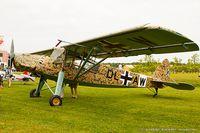 N42FM @ 42VA - Morane-Saulnier Fiesler Fi-156C Storch MS-500 C/N 751, N42FM