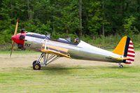 N56081 @ 42VA - Ryan Aeronautical ST-3KR (PT-22)  C/N 1926, N56081