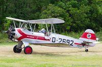 N183FW @ 42VA - Focke-Wulf FW-44J Stieglitz C/N 183,  N183FW