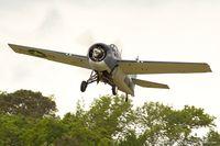 N315E @ 42VA - Grumman FM-2 Wildcat C/N 2183, N315E - by Dariusz Jezewski www.FotoDj.com