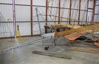 UNKNOWN - Security Aircraft Corp. Airster S-1B being restored (without skin) at the Wings of History Air Museum, San Martin CA