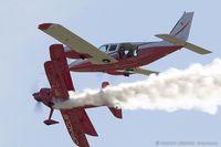 N260HP @ KYIP - Challenger III  C/N 0001 - Sean Tucker, N260HP