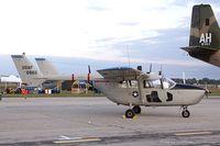 N802A @ KYIP - Cessna 337B (O-2A Skymaster)  C/N 337M0174 - Robert Shafer, N802A - by Dariusz Jezewski www.FotoDj.com