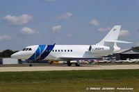 N122PR @ KOSH - Dassault Falcon 2000  C/N 57, N122PR - by Dariusz Jezewski www.FotoDj.com
