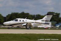 N875NA @ KOSH - Eclipse Aviation Corp EA500  C/N 18, N875NA