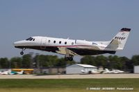 N566F @ KOSH - Cessna 560XL Citation Excel  C/N 560-5606, N566F