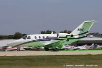 N51C @ KOSH - Cessna 560 Citation V  C/N 560-0084, N51C