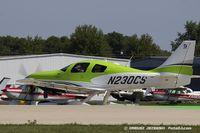 N230CS @ KOSH - Cessna T240 Corvalis  C/N T24002005, N230CS