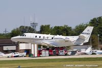 N600BS @ KOSH - Cessna 560XL Citation Excel  C/N 560-5162, N600BS