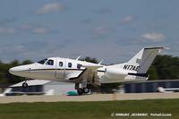 N17AE @ KOSH - Eclipse Aviation Corp EA500  C/N 17, N17AE