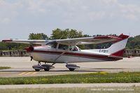 C-FDYY @ KOSH - Cessna 172M Skyhawk  C/N 17261489, C-FDYY - by Dariusz Jezewski www.FotoDj.com
