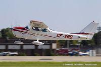CF-VBD @ KOSH - Cessna 172G Skyhawk  C/N 17253694, CF-VBD - by Dariusz Jezewski www.FotoDj.com