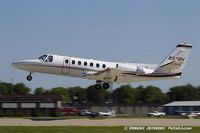 N97BH @ KOSH - Cessna 560 Citation V  C/N 560-0290, N97BH