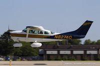 N8274Q @ KOSH - Cessna TU206F Turbo Stationair  C/N U20603135, N8274Q - by Dariusz Jezewski www.FotoDj.com