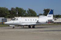 N15HF @ KOSH - North American NA-265-60 Sabreliner  C/N 306-60, N15HF