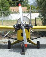 N37K - Stits SA-6A Flut-r-Bug at the Wings of History Air Museum, San Martin CA