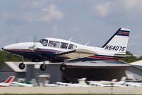 N54075 @ KOSH - Piper PA-23-250 Aztec  C/N 27-7405385, N54075 - by Dariusz Jezewski www.FotoDj.com
