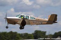 N1032W @ KOSH - Beech V35B Bonanza  C/N D-9454, N1032W - by Dariusz Jezewski www.FotoDj.com