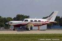 N419GR @ KOSH - Piper PA-46-500TP Malibu Meridian  C/N 4697244, N419GR - by Dariusz Jezewski www.FotoDj.com